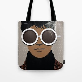 Coffee Lover / Male Tote Bag