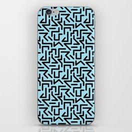 Memphis Labyrinth iPhone Skin