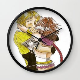 REUNITED - FFX-2 Wall Clock