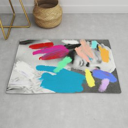 Composition 721 Rug