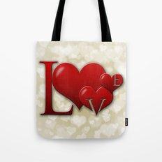 Love! Love! Love!  Tote Bag