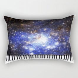 Keys of the Divine Rectangular Pillow