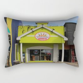 Paradise Tropical Wines of Ft Myers Rectangular Pillow