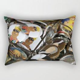 Among the Greats Rectangular Pillow