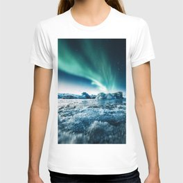 jokulsarlon lagoon T-shirt