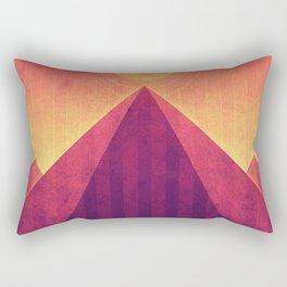Venus - Maxwell Montes Rectangular Pillow