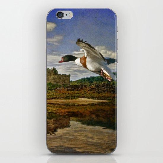 Shelduck on a Scottish Loch iPhone & iPod Skin