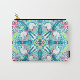 Synchronized Tentacle Carry-All Pouch