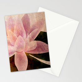 Lotus of my Heart Stationery Cards