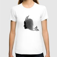 capricorn T-shirts featuring Capricorn by Rebelot