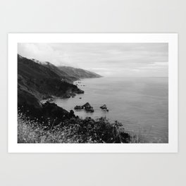 Big Sur - California Art Print