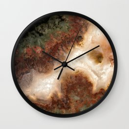 Idaho Gem Stone 2 Wall Clock