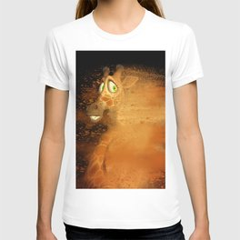 The speed giraffe T-shirt