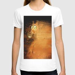 The speed giraffe T-shirt