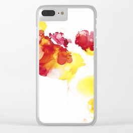 Vuur II Clear iPhone Case