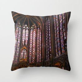 Chapelle Throw Pillow
