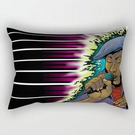 8bars Mos Def Rectangular Pillow