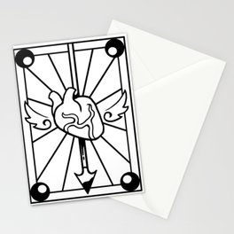Cupidon Stationery Cards