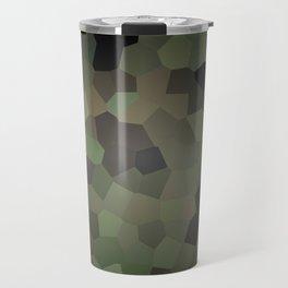 Camo Glass Travel Mug