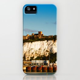 Port of Dover iPhone Case