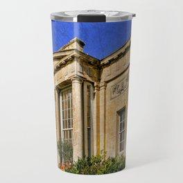 Temple Greenhouse Travel Mug