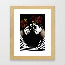 Day of the Dead Framed Art Print