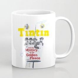 poster tintin Coffee Mug