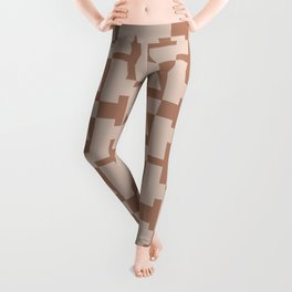 Bold Sepia Leggings