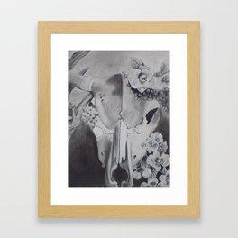 Dead and Alive  Framed Art Print