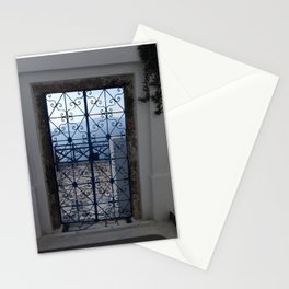 Doors to a new horizon Stationery Cards
