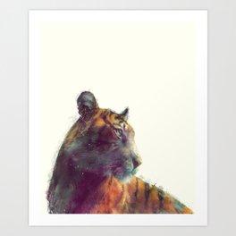 Tiger // Solace Art Print
