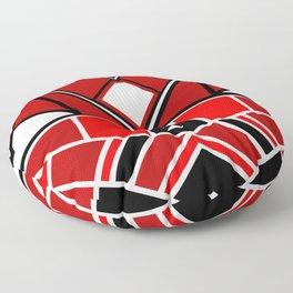 Geometric #704 Floor Pillow