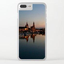Dresden III Clear iPhone Case