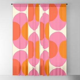 Capsule Sixties Blackout Curtain