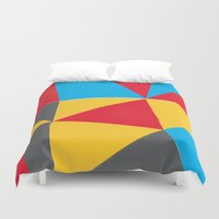 halo Duvet Covers featuring halo n11 by HaloCalo
