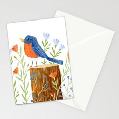 Eastern Bluebird Stationery Cards