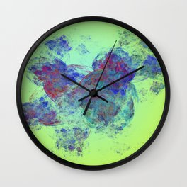 a world is born Wall Clock