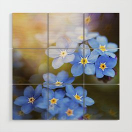 Don't Forget Me no.3863 Wood Wall Art