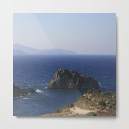 Crete, Greece 6 Metal Print