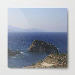 Crete, Greece 6 Metal Print