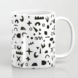 Paper Pieces Coffee Mug
