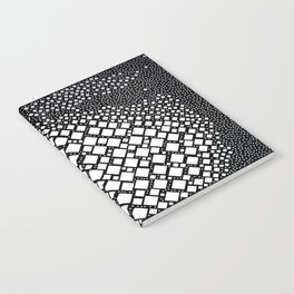Diamonds and Dots Notebook