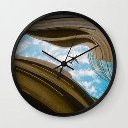 Peace I Wall Clock