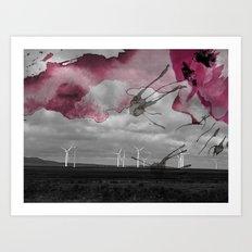 ARIA Art Print