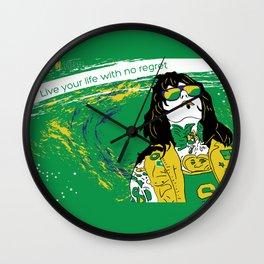 Falling in Reverse-Brazil Ronnie Wall Clock