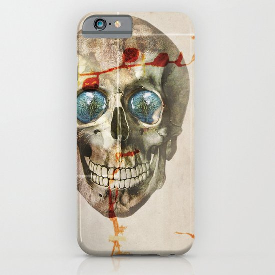 skull#04 iPhone & iPod Case