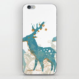 olen' iPhone Skin