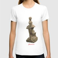 ballerina T-shirts featuring ballerina by Francesco Mestria