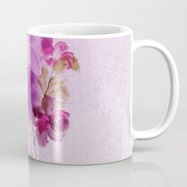 A Floral Sprig Coffee Mug