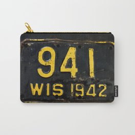Vintage - Wis 941 Carry-All Pouch
